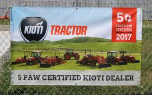 Kioti Parts & Service